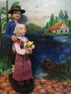 Выставка кукол «Сказочная страна Гамсуна»