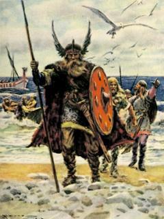 Норманны открывают и обживают Гренландию