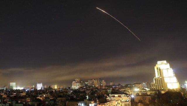 Павел Анисимов - Дипломатия по-норвежски: реакция Норвегии на бомбардировку Сирии