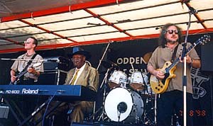 Pinetop Perkins & Bob Morgolin